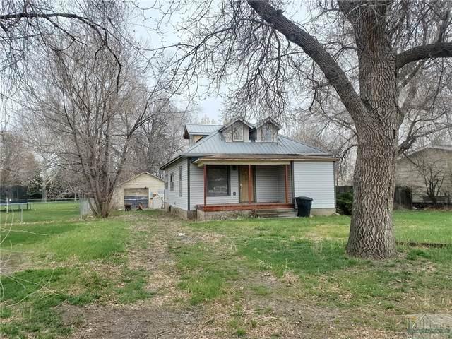 211 Foster Lane, Billings, MT 59101 (MLS #317547) :: MK Realty
