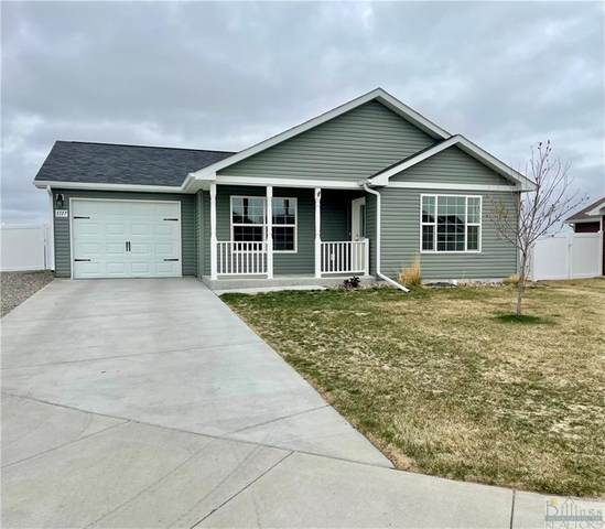 1117 Vera Cruz Circle, Billings, MT 59105 (MLS #317549) :: MK Realty