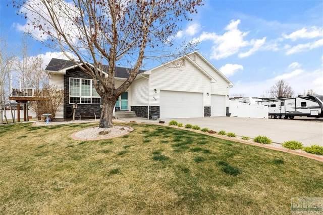 430 Durango Place, Billings, MT 59101 (MLS #317564) :: MK Realty