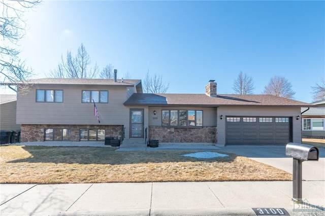 3100 Buttercup Drive, Billings, MT 59102 (MLS #317568) :: MK Realty