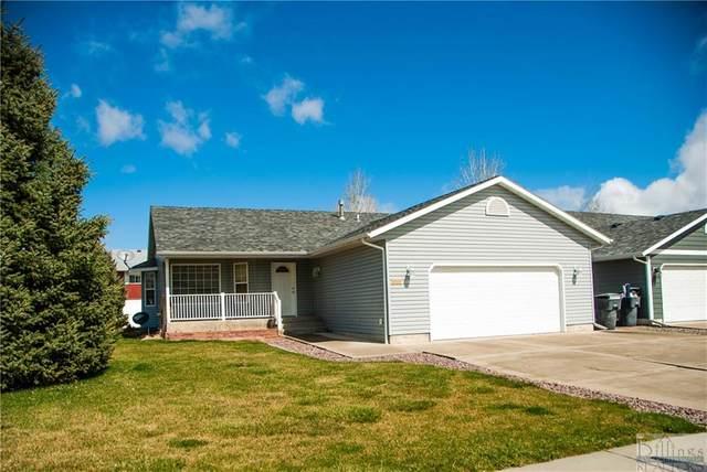 1203 Nasturtium Drive, Billings, MT 59105 (MLS #317574) :: MK Realty