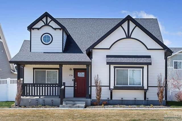 1734 Front Street, Billings, MT 59101 (MLS #317578) :: MK Realty