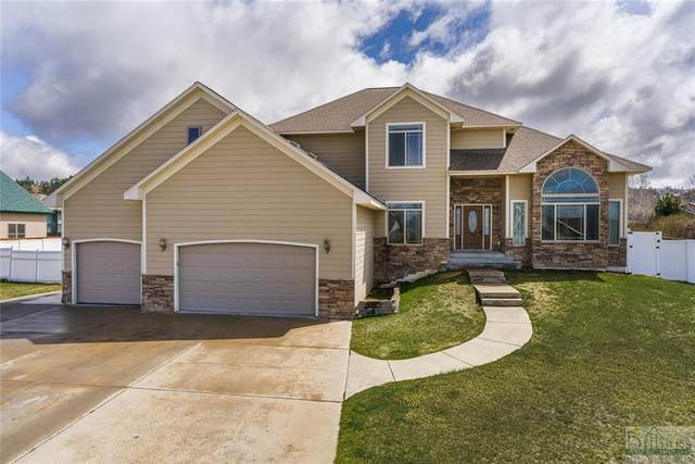 615 Spring Circle, Billings, MT 59101 (MLS #317580) :: Search Billings Real Estate Group