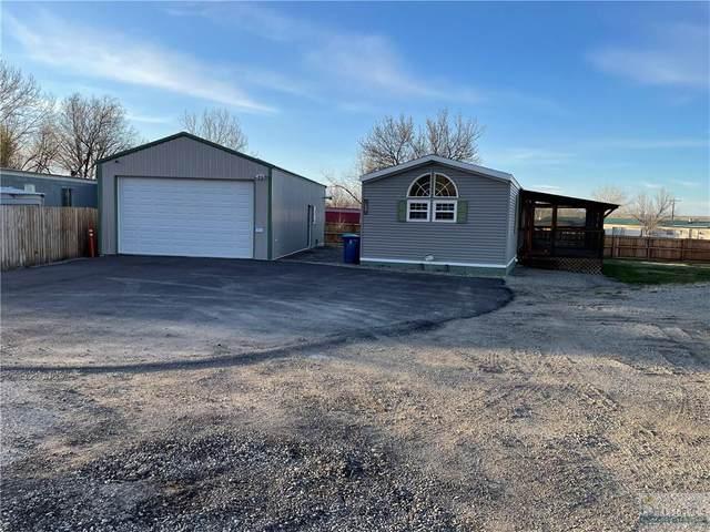 104 Jack St., Billings, MT 59101 (MLS #317586) :: Search Billings Real Estate Group