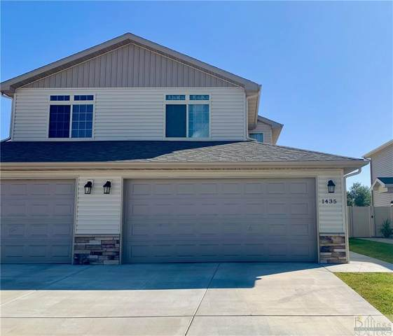 1435 Naples St, Billings, MT 59105 (MLS #317587) :: MK Realty