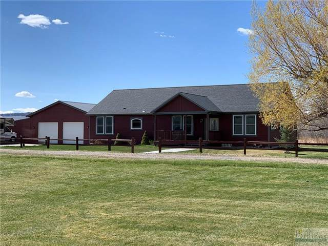 11 Montaqua Rd, Fromberg, MT 59029 (MLS #317589) :: MK Realty