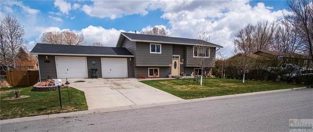 721 Enfield Street, Billings, MT 59101 (MLS #317590) :: MK Realty
