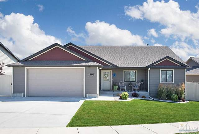 3385 Lucky Penny Ln, Billings, MT 59106 (MLS #317593) :: MK Realty