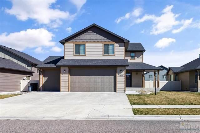 5821 Mountain Front Avenue, Billings, MT 59106 (MLS #317599) :: MK Realty
