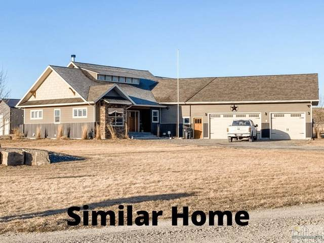2 Cheyenne Lane, Laurel, MT 59044 (MLS #317600) :: MK Realty