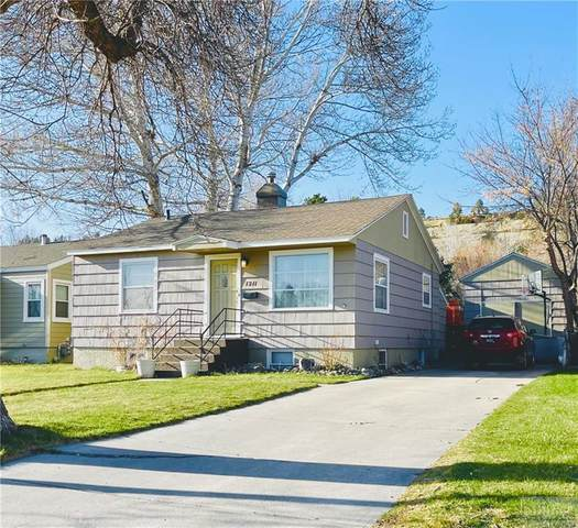 1211 Yale, Billings, MT 59102 (MLS #317605) :: Search Billings Real Estate Group