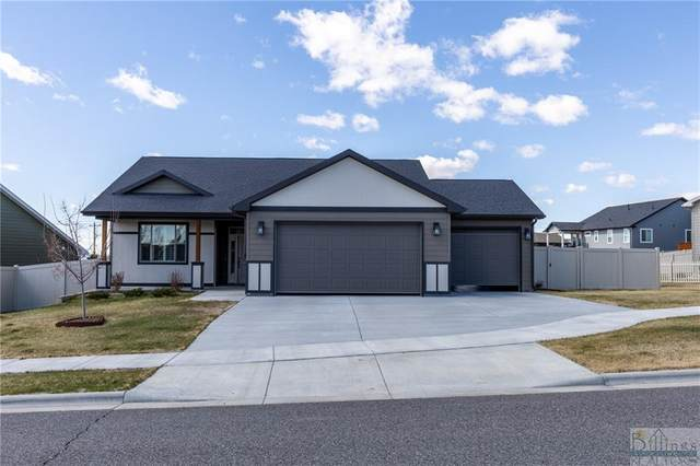 2906 W Copper Ridge Loop, Billings, MT 59106 (MLS #317613) :: MK Realty