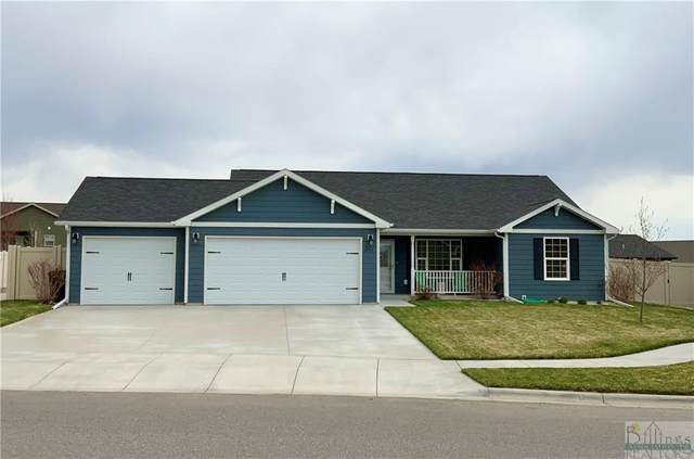 2981 W Copper Ridge Loop, Billings, MT 59106 (MLS #317623) :: MK Realty