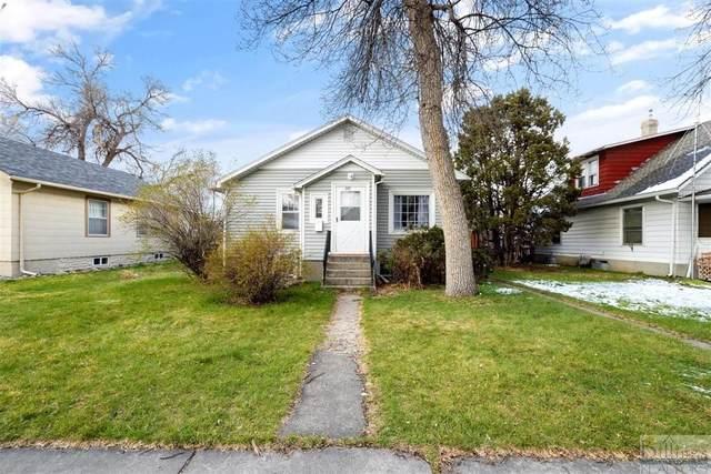 223 Custer Avenue, Billings, MT 59101 (MLS #317669) :: Search Billings Real Estate Group