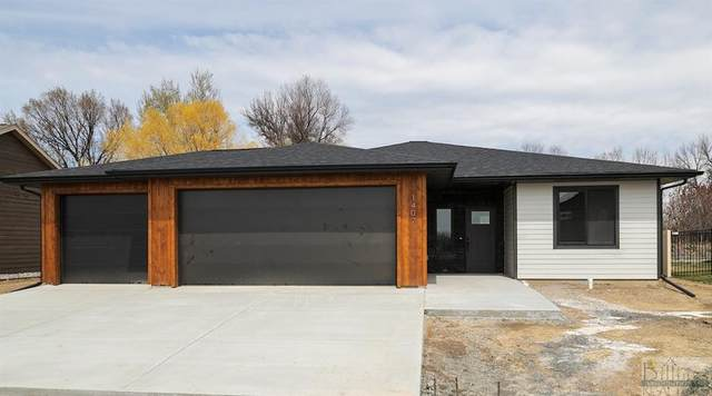 1407 Tania Circle, Billings, MT 59105 (MLS #317670) :: MK Realty