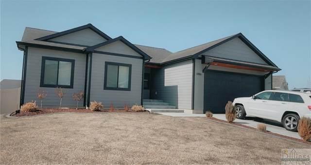 6886 Copper Ridge Loop, Billings, MT 59106 (MLS #317676) :: MK Realty