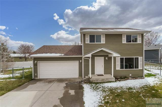 1124 Competition Avenue, Billings, MT 59105 (MLS #317680) :: MK Realty