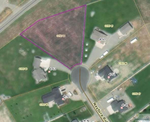 0 Naytura Ridge, Laurel, MT 59044 (MLS #317686) :: Search Billings Real Estate Group