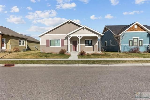 1623 Hidden Cove, Billings, MT 59101 (MLS #317691) :: Search Billings Real Estate Group