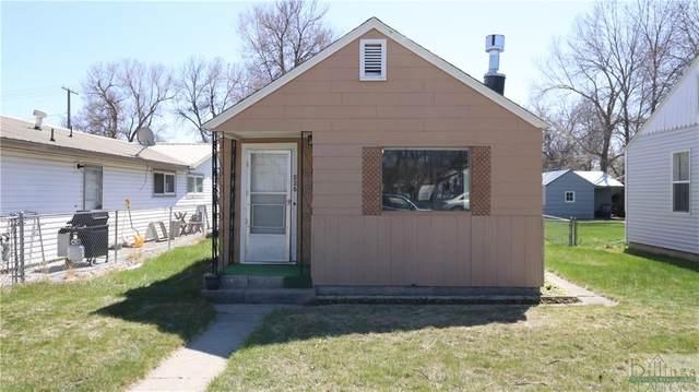 826 Howard, Billings, MT 59101 (MLS #317693) :: MK Realty