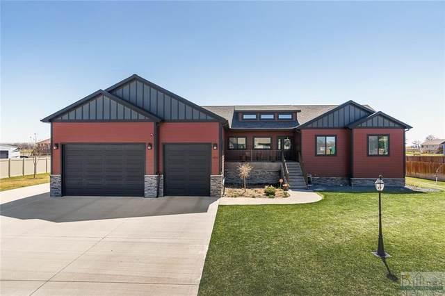6820 Lakeshore Drive, Billings, MT 59106 (MLS #317696) :: MK Realty