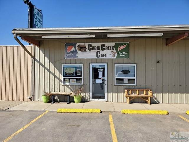 216 Shopping Center Drive, Baker, MT 59313 (MLS #317702) :: The Ashley Delp Team