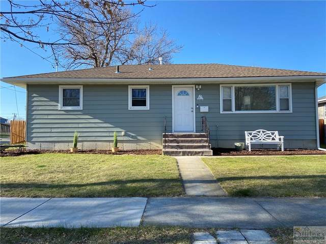 1519 Howard, Billings, MT 59102 (MLS #317707) :: MK Realty