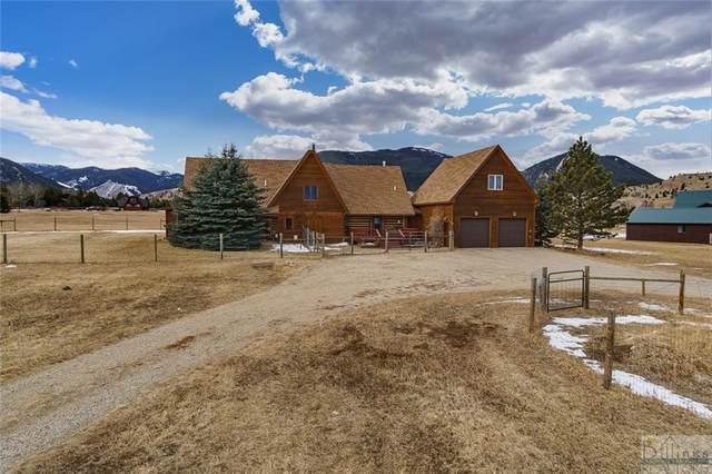 5 Comanche Trail, Red Lodge, MT 59068 (MLS #317712) :: MK Realty