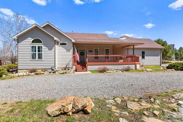 5025 Cheyenne Trail, Billings, MT 59106 (MLS #317713) :: The Ashley Delp Team