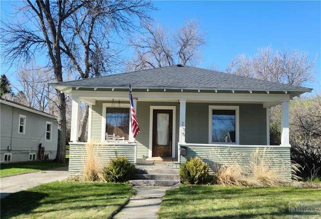 239 Avenue F, Billings, MT 59101 (MLS #317715) :: MK Realty