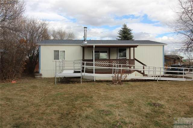 235 Maverick Road, Hardin, MT 59034 (MLS #317716) :: MK Realty