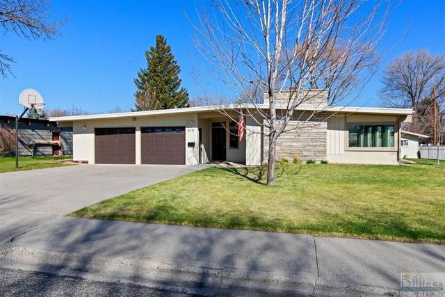 2011 Plaza Dr, Billings, MT 59102 (MLS #317717) :: MK Realty