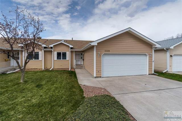 1609 Wembly Place, Billings, MT 59102 (MLS #317733) :: MK Realty
