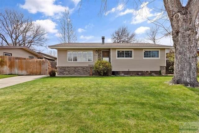 2138 Lewis Ave, Billings, MT 59102 (MLS #317738) :: MK Realty