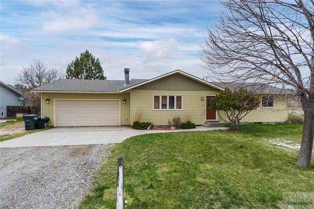 1357 Valley Heights Road, Billings, MT 59105 (MLS #317741) :: MK Realty