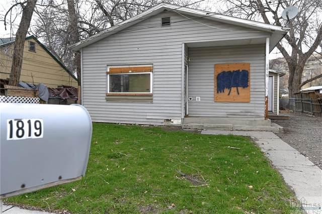 1819 8th Avenue N, Billings, MT 59101 (MLS #317746) :: Search Billings Real Estate Group