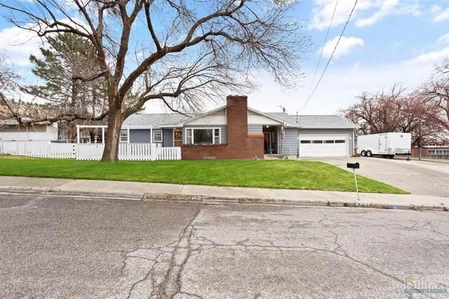 2907 Smokey Lane, Billings, MT 59102 (MLS #317754) :: MK Realty