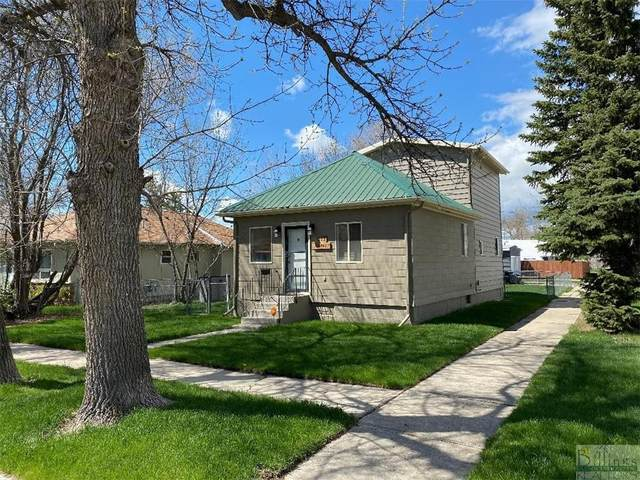 202 Forrest Avenue, Laurel, MT 59044 (MLS #317767) :: Search Billings Real Estate Group