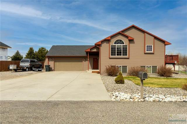 420 Durango Place, Billings, MT 59101 (MLS #317768) :: Search Billings Real Estate Group