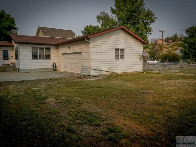 220 6th Street West, Roundup, MT 59072 (MLS #317771) :: Search Billings Real Estate Group
