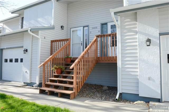 3405 Arlene Circle, Billings, MT 59102 (MLS #317807) :: MK Realty