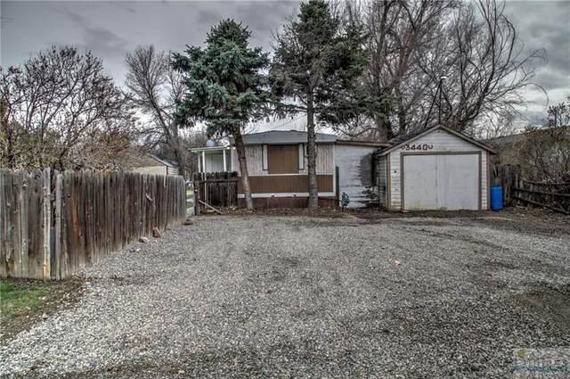 3440 Wasco Ave, Billings, MT 59101 (MLS #317809) :: MK Realty