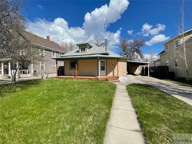 121 Custer Ave, Billings, MT 59101 (MLS #317815) :: Search Billings Real Estate Group