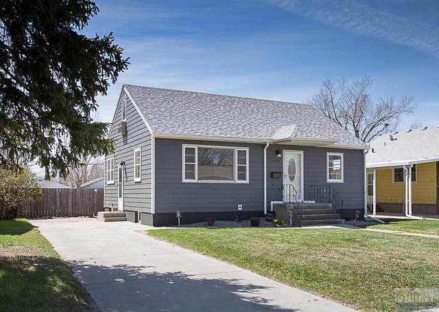 1338 Avenue F, Billings, MT 59102 (MLS #317825) :: MK Realty