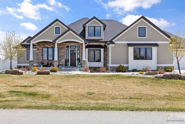1603 Shady Grove Way, Billings, MT 59106 (MLS #317829) :: Search Billings Real Estate Group