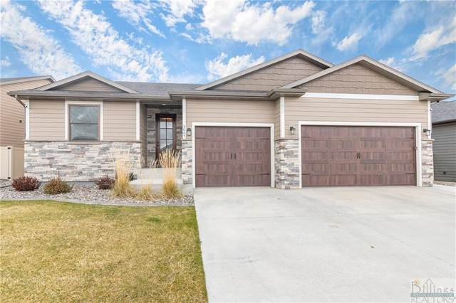 3069 Western Bluffs, Billings, MT 59106 (MLS #317830) :: MK Realty