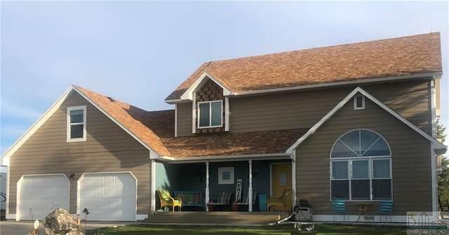 4340 Hillcrest  Rd, Billings, MT 59101 (MLS #317835) :: Search Billings Real Estate Group