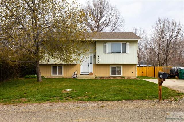2937 Alaskan Avenue, Billings, MT 59101 (MLS #317839) :: Search Billings Real Estate Group
