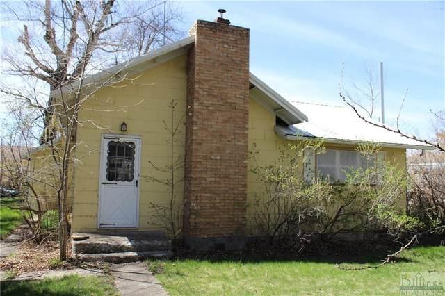 102 N Crawford St, Reed Point, MT 59069 (MLS #317841) :: MK Realty