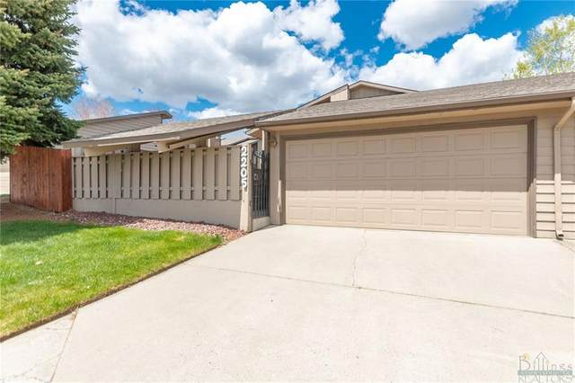 2205 Rosebud Drive, Billings, MT 59102 (MLS #317858) :: MK Realty